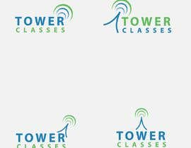 #380 for Create a logo for TOWER CLASSES by freelancer55p