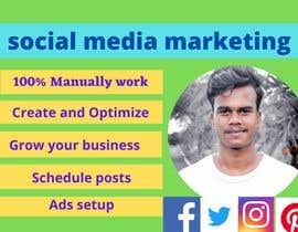 #10 for Social Media Manager every Month by Mamunt7