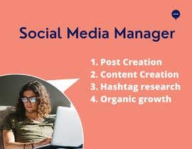 #18 for Social Media Manager every Month by mymulbipul