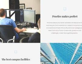 #1 for Design & Rebuild existing wordpress page. by noshisahi7