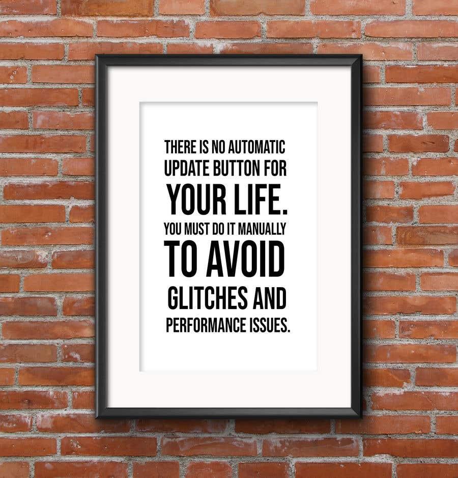 Inscrição nº                                         30                                      do Concurso para                                         10 Quote Poster designs