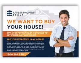 #541 para Design Real Estate Postcard por shorifuddin177