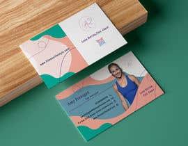 #371 for I need a business card designer by labanaya