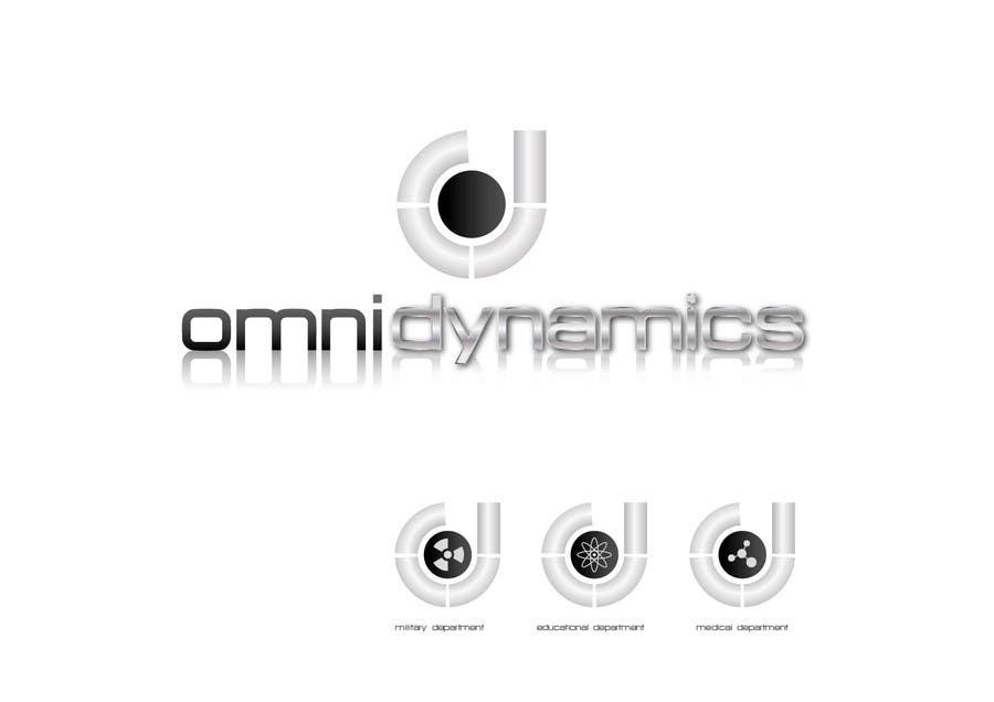 """Inscrição nº 84 do Concurso para """"Imagination Unleashed"""" Robotics logo for OmniDynamics !!"""