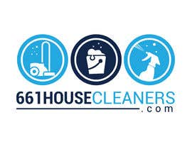 #791 untuk Logo design for house cleaning company oleh sharminrahmanh25