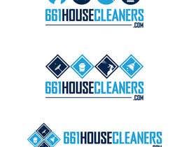 #786 untuk Logo design for house cleaning company oleh Nobiullah