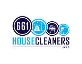 #502 untuk Logo design for house cleaning company oleh kazyosmanfaruk19