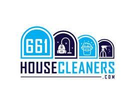 #611 untuk Logo design for house cleaning company oleh kazyosmanfaruk19