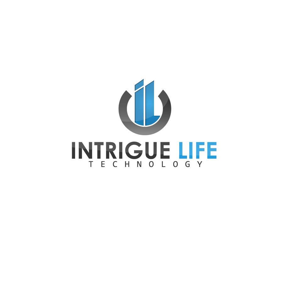 "Kilpailutyö #59 kilpailussa Design a Logo for Technology Company ""Intrigue Life"""