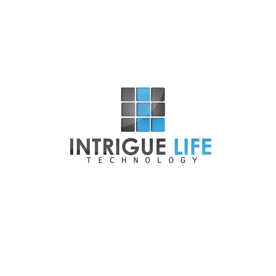 "Kilpailutyö #61 kilpailussa Design a Logo for Technology Company ""Intrigue Life"""