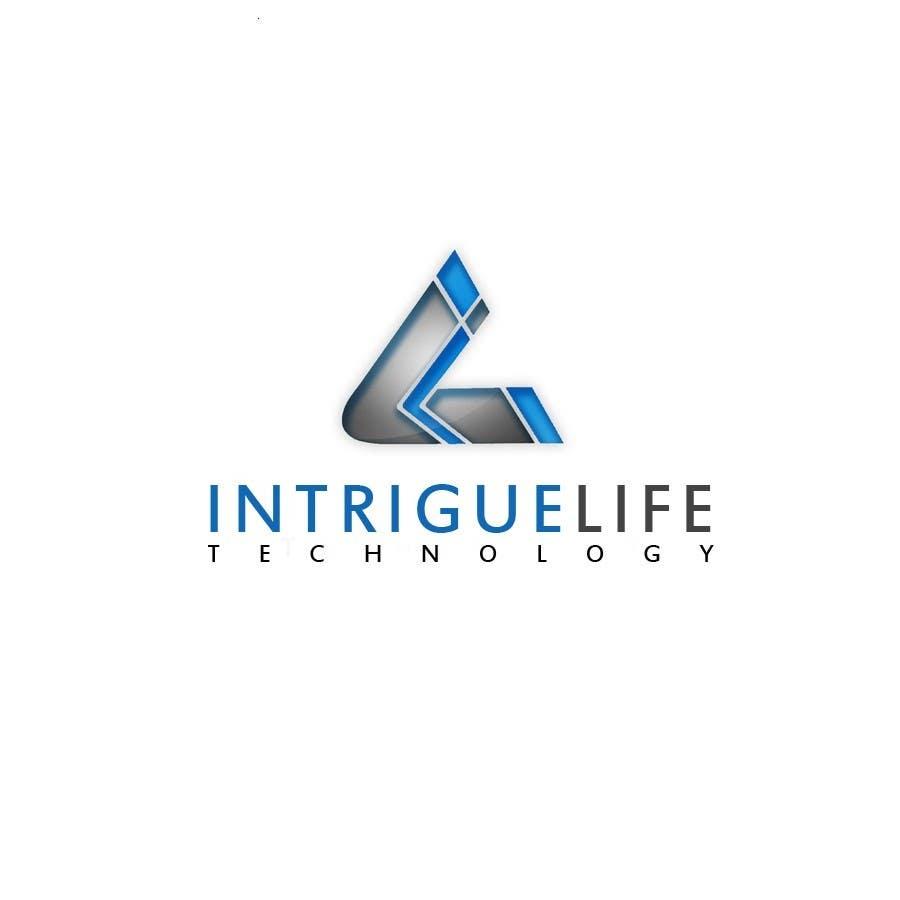 "Kilpailutyö #74 kilpailussa Design a Logo for Technology Company ""Intrigue Life"""