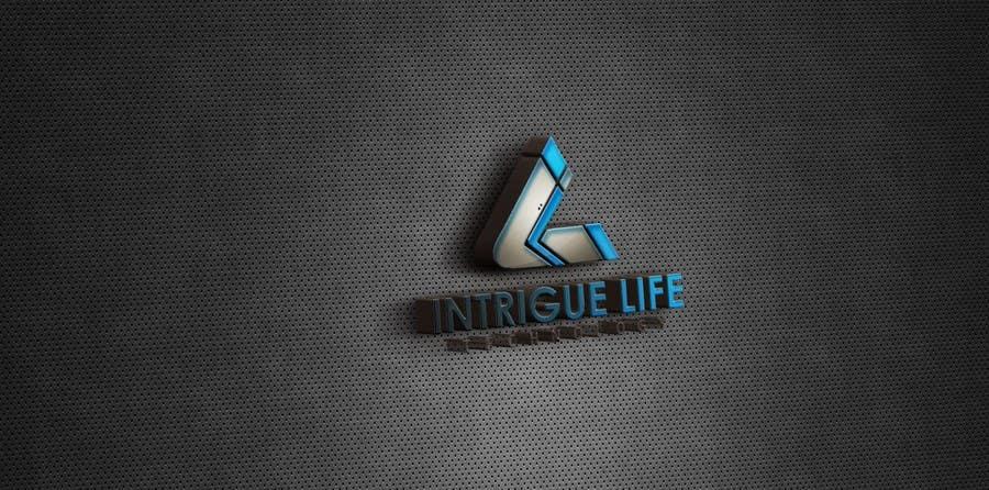 "Kilpailutyö #75 kilpailussa Design a Logo for Technology Company ""Intrigue Life"""