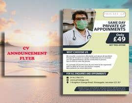 Nro 342 kilpailuun Flyer & Leaflet Design käyttäjältä SheikImran34