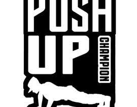 #42 for Design a laptop sticker to show the achievement of a Push-ups challenge, with the target audience software developers/ programmers/hackers. by yuvash449