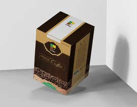 #25 для Design a package graphics for premium coffees от Forhad15