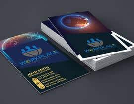 Nro 72 kilpailuun Business Card Design käyttäjältä smakram5683