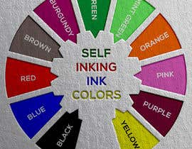#124 for Ink Swatch Color Graphic by designmount