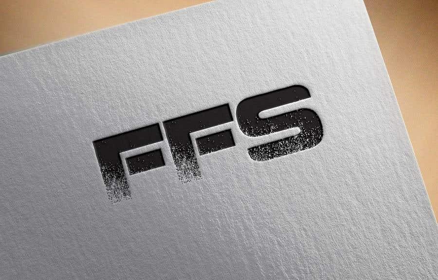 Bài tham dự cuộc thi #                                        141                                      cho                                         Logo design - FFS