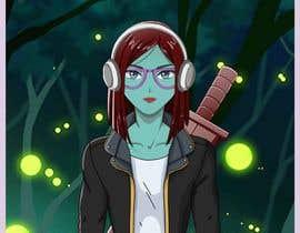 Nro 30 kilpailuun Video game character käyttäjältä Anand3910