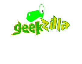 #100 para Logo Design for GeekZilla de saledj2010