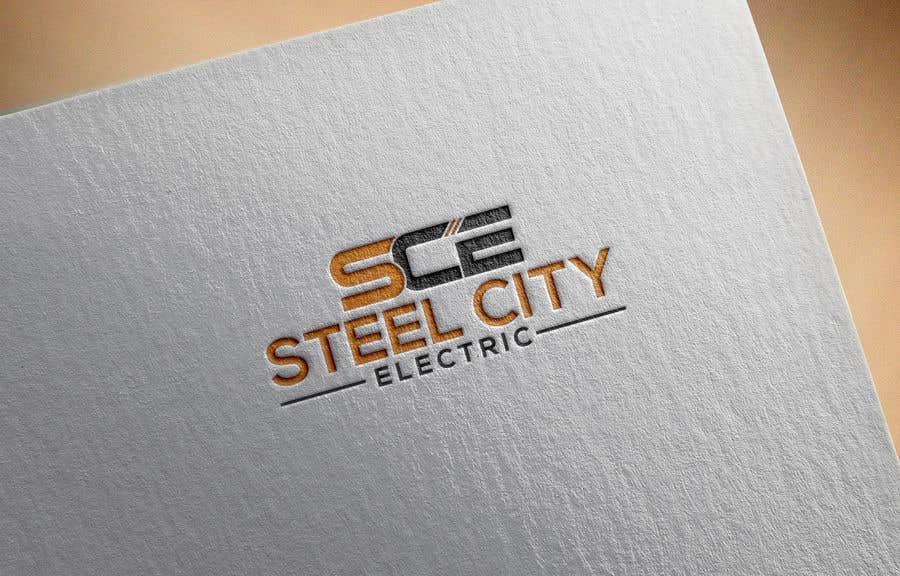 Penyertaan Peraduan #                                        822                                      untuk                                         Design a logo for my electrical business