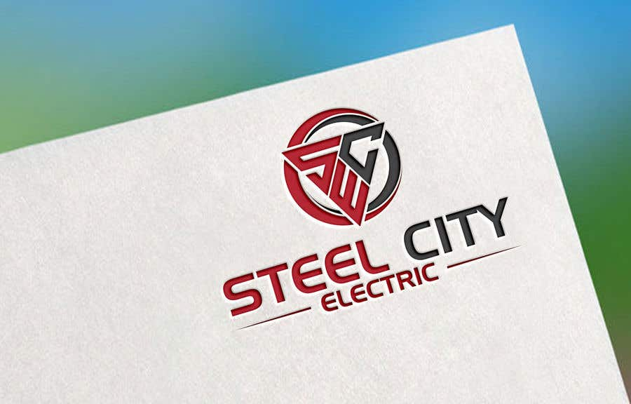 Contest Entry #                                        855                                      for                                         Design a logo for my electrical business