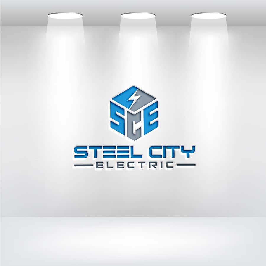 Penyertaan Peraduan #                                        304                                      untuk                                         Design a logo for my electrical business