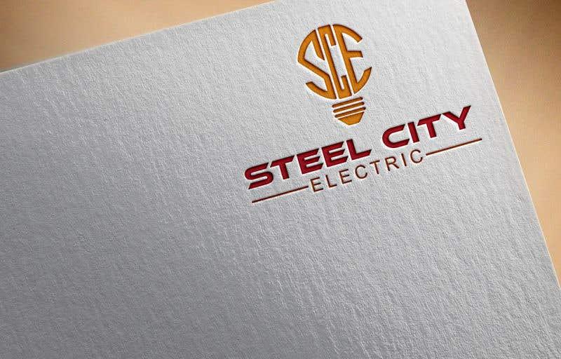 Penyertaan Peraduan #                                        798                                      untuk                                         Design a logo for my electrical business