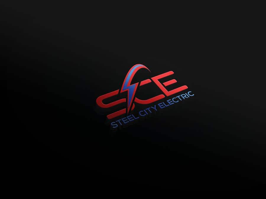 Penyertaan Peraduan #                                        568                                      untuk                                         Design a logo for my electrical business