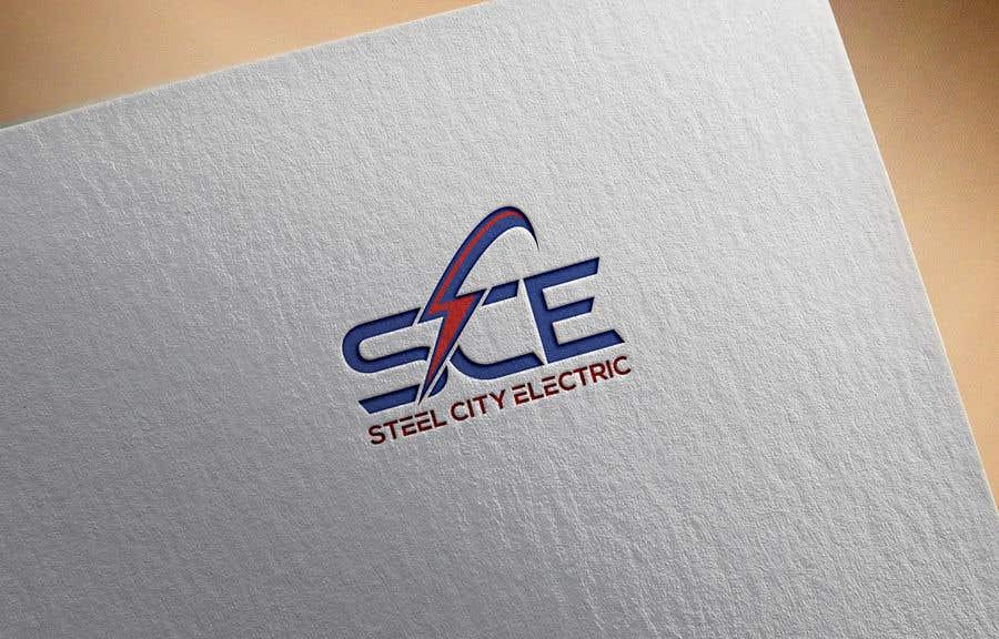 Penyertaan Peraduan #                                        569                                      untuk                                         Design a logo for my electrical business