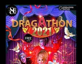 #15 para Drag A Thon 2021 por vishnuremesh
