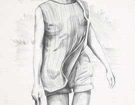 nº 14 pour Sketching old photos par jeslynsama