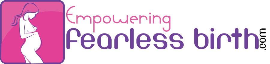 Inscrição nº                                         7                                      do Concurso para                                         Logo Design for Empowering Fearless Birth Event