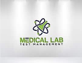 Nro 16 kilpailuun Make a logo for Medical Lab test management Software käyttäjältä eadgirrubel2