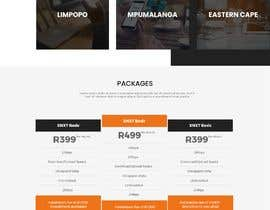 #21 for A Wi-Fi ISP startup needs website landing page. by ancineha