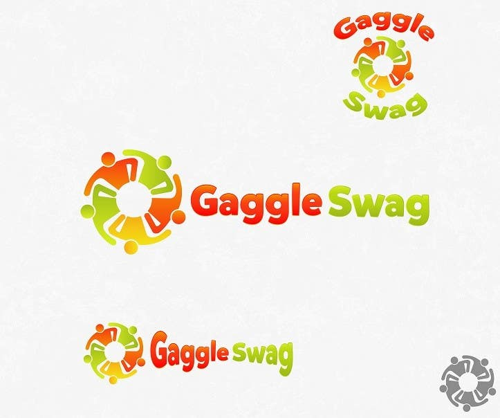 Kilpailutyö #                                        2                                      kilpailussa                                         Logo for GaggleSwag