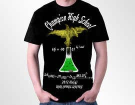 #26 for Design a science themed T-shirt for a Science Olympiad team. by vishingangel