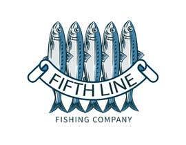 #217 for Fifth-line fish Company Logo by cshamza10
