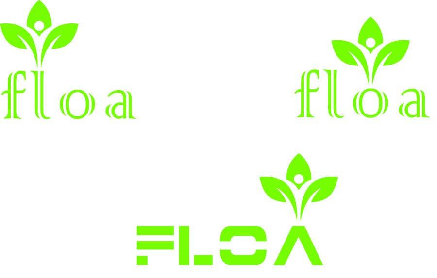 Kilpailutyö #                                        46                                      kilpailussa                                         floa.ist Corporate Identity Design
