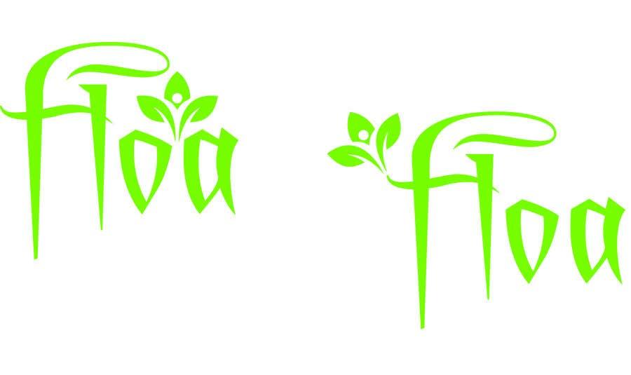 Kilpailutyö #                                        48                                      kilpailussa                                         floa.ist Corporate Identity Design
