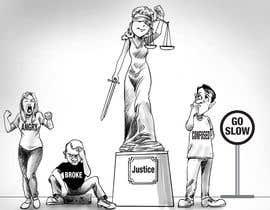 #11 for Justice Delayed is Justice Denied - cartoon / caricature af cmax2