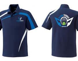 Nro 29 kilpailuun Design an athletic performance shirt for a tennis academy. käyttäjältä SakibIslamSagor
