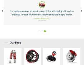 Nro 27 kilpailuun Create a modern, intuitive, quick company website käyttäjältä KishanSunar