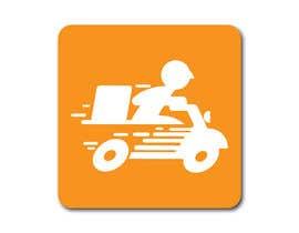 Nro 29 kilpailuun Complete Branding for delivery app käyttäjältä ffaysalfokir