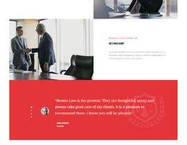 #35 for Build a website for a Law Firm by faridahmed97x