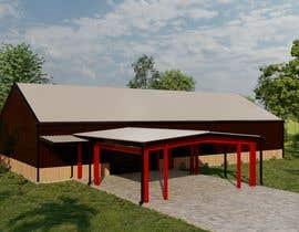 #12 untuk 3D Rendering of building needed oleh Javiercrz