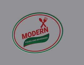 #214 for Logo and food packaging designing contest by tareqhasan382