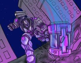 #14 untuk Creative Artist needed for coloring line art sketch oleh nicolasusle