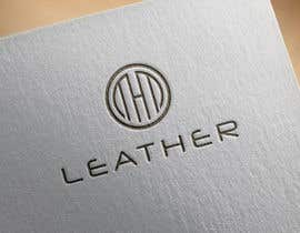 #43 for Design a Logo for custom leather business by Siddik16