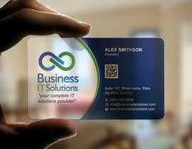#28 untuk Design some Business Cards for Business IT Solutions oleh aminur33